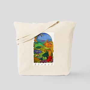 Land Of Israel Tote Bag