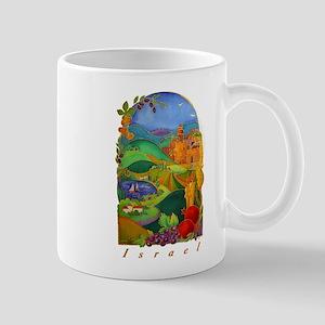 Land Of Israel Mug