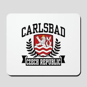 Carlsbad Czech Republic Mousepad