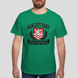 Karlovy Vary Czech Republic Dark T-Shirt