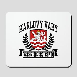 Karlovy Vary Czech Republic Mousepad