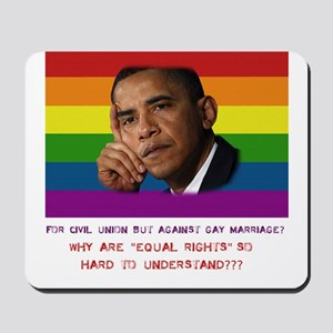 Equal Rights? Mousepad