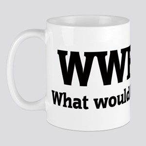 What would Paul do? Mug