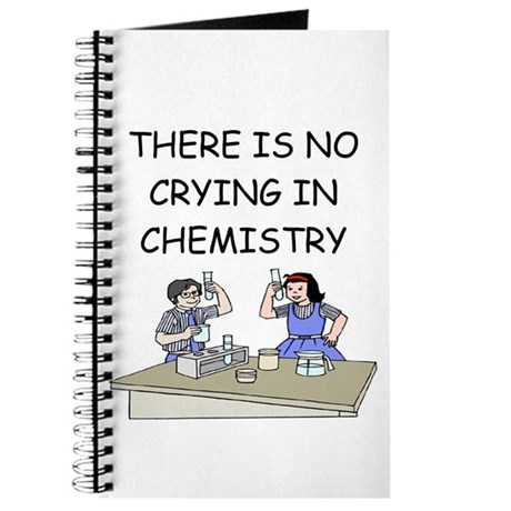funny chemistry Journal