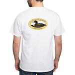 Grand Rapids Loon White T-Shirt