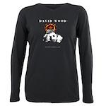 David Wood Sacred Aura Plus Size Long T-Shirt