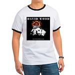 David Wood Sacred Aura Ringer T T-Shirt