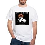 David Wood Sacred Aura White T-Shirt