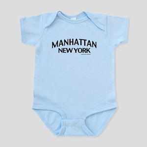 Manhattan Infant Bodysuit