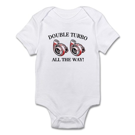 Double Turbo Infant Bodysuit