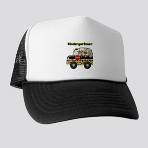 Zoo Animals Kindergarten Trucker Hat