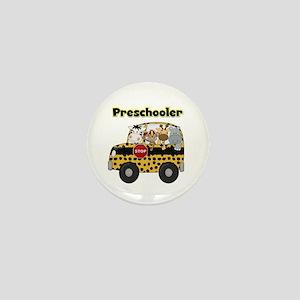 Zoo Animals Preschool Mini Button