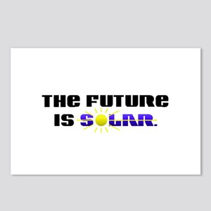 """""""The Future is Solar"""" Postcards (Package of 8)"""