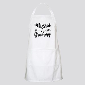 Blessed Grammy Light Apron
