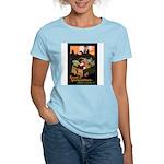 Food is Ammunition Poster Art Women's Pink T-Shirt