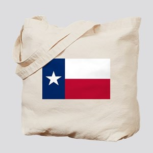 Texan Flag Tote Bag