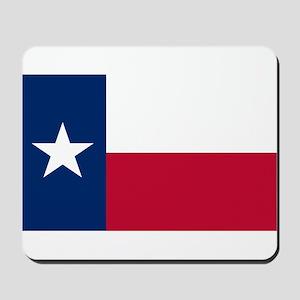 Texan Flag Mousepad
