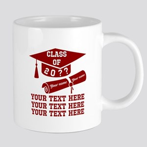 Class of 20?? 20 oz Ceramic Mega Mug