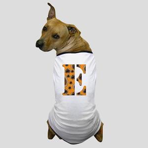 The Letter 'E' Dog T-Shirt