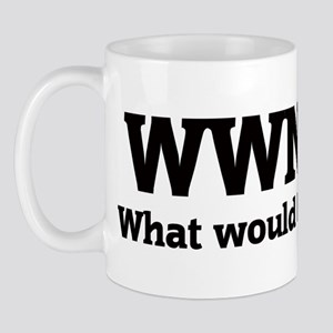 What would Neil do? Mug