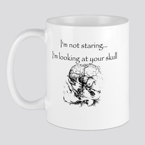 I'm looking at your skull Mug