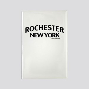 Rochester Rectangle Magnet
