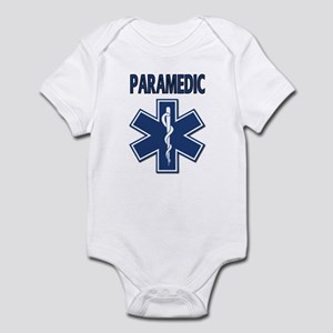 Paramedic EMS Infant Bodysuit