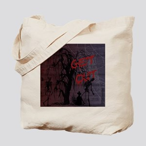 Spooky and Creepy Tote Bag