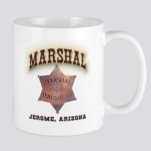Jerome Arizona Marshal Mug
