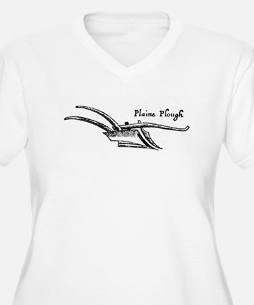 Old School Plough T-Shirt