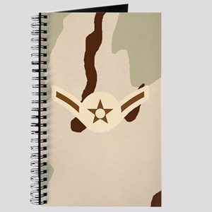 Air Force Airman Personal Log Book 3