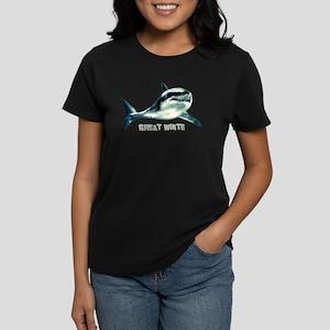 Great White Women's Dark T-Shirt