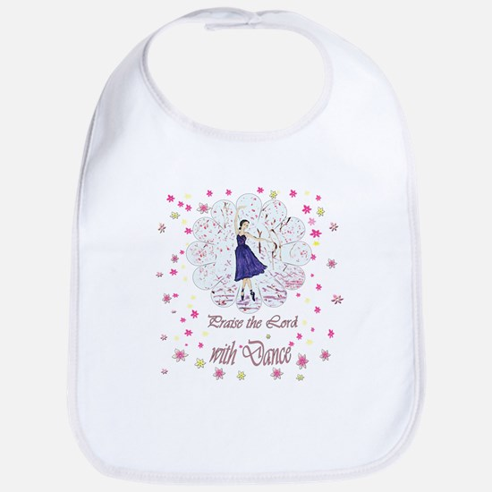 Praise the Lord with Dance Bib
