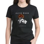 David Wood Sacred Halo Women's Dark T-Shirt