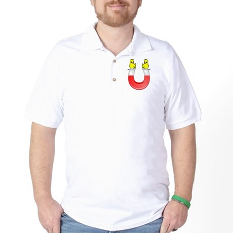 Chick Magnet Golf Shirt