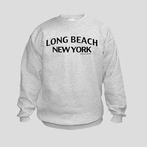 Long Beach Kids Sweatshirt
