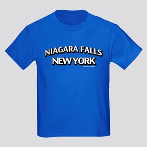 Niagara Falls Kids Dark T-Shirt
