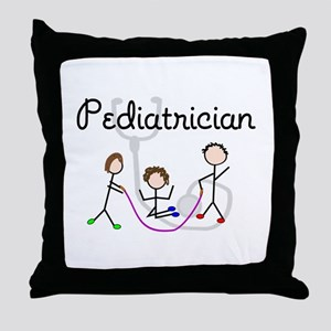 Physicians/Specialists Throw Pillow