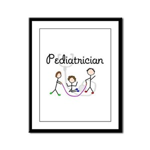 Physicians/Specialists Framed Panel Print