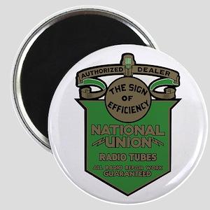 National Union Dealer Magnet