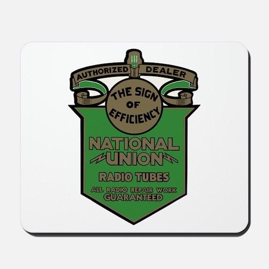 National Union Dealer Mousepad