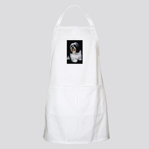 Lhasa Apso Photo BBQ Apron