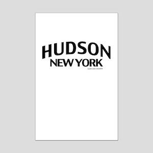 Hudson Mini Poster Print