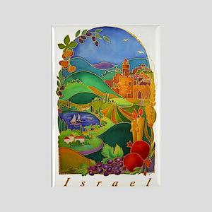 Land of Israel Rectangle Magnet