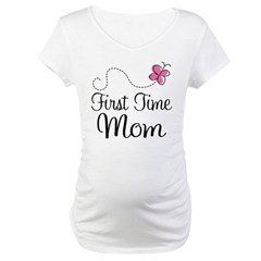 Fun 1st Time Mom Shirt