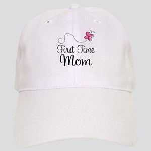 Fun 1st Time Mom Cap