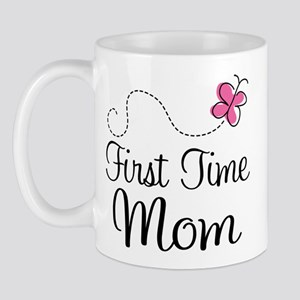 Fun 1st Time Mom Mug