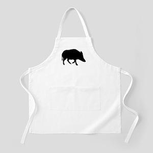 Wild pig - boar Apron