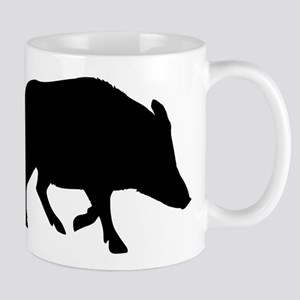 Wild pig - boar Mug