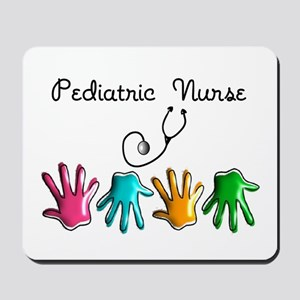 Pediatric Nurse Mousepad